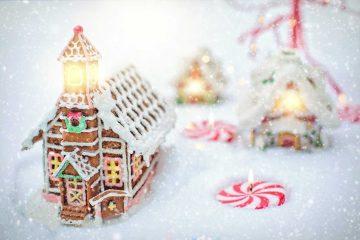 Kućice od medenjaka i božićni keksići nezamislivi su bez kraljevske glazure