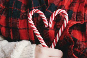 Šećerni štapići – uljepšavaju božićna drvca, slade božićne dane