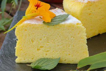 Mekan kao oblak: japanski kolač od sira koji će vas oduševiti