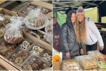 Dirnuli ih do suza: more dalmatinskih kolača, snijegu usprkos, ugrijalo srca žrtvama potresa i volonterima