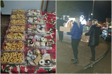 Dvije tisuće kolača za volontere i žrtve potresa: pet Slavonki ispisalo slatku novogodišnju priču