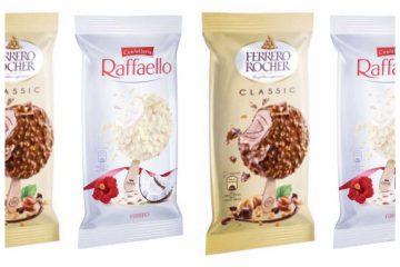Evo ih i u Hrvatskoj: sladoledi Ferrero i Rafaello stigli i na naše tržište
