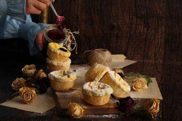 Pauzu na poslu zasladite mini kolačićima od sira