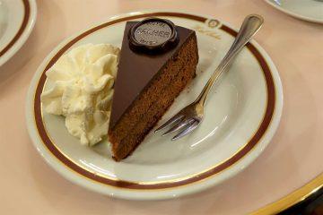 """Putna"" torta inspirirana legendarnom Sacher tortom"