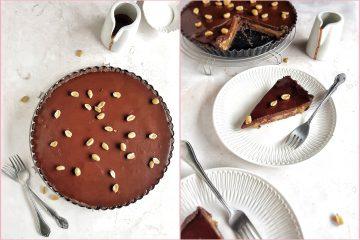Tko voli Snickers, voljet će i ovaj tart