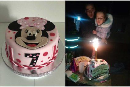 Potres joj je ukrao sedmi rođendan, ali oni su joj ga vratili: slatko iznenađenje bračkih vatrogasaca