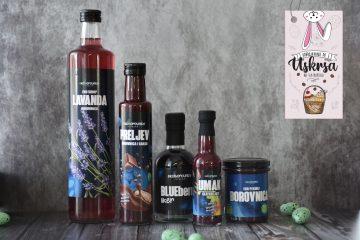 Odbrojavanje do Uskrsa na Slatkopediji: Ljubitelji borovnica doći će na svoje uz Eko borovnice Lisjak neodoljivi slatki paket
