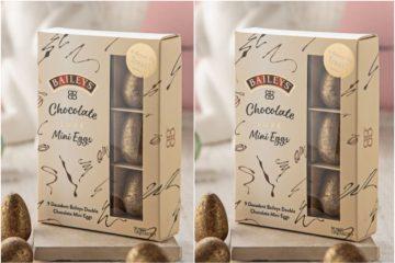 I odrasli kreću u uskršnju potragu: Baileys čokoladna jaja  za veselu košaricu