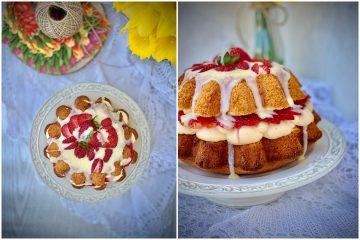 Tražit će se komad više: imamo recept za neodoljivi bezglutenski proljetni kolač