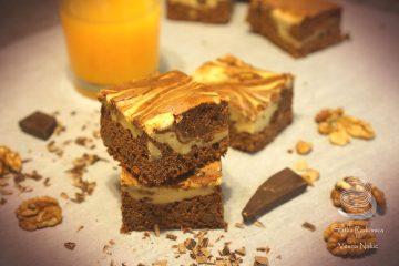 Mramorni brownie: jednostavni kolač idealan za popodnevna druženja