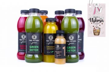 Odbrojavanje do Uskrsa na Slatkopediji: Vratite svoj organizam u prirodnu ravnotežu uz slatke sokove Take Natural Juice
