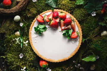 Ljubitelji jagoda, pozor: evo odličnog recepta za tart s jagodama i kremom od kokosa