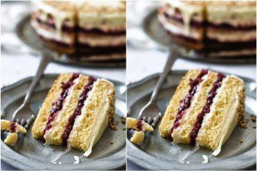 Torta koju morate isprobati: kad se spoje višnja i vanilija