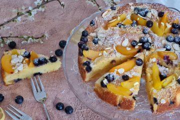 Gotovo u trenu: zasladite vikend ovim brzim voćnim kolačem