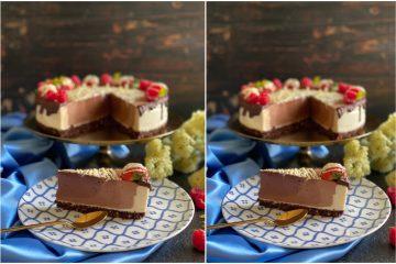 Najslađa priprema za novi radni tjedan: čokoladni cheesecake po receptu Ane Raguž