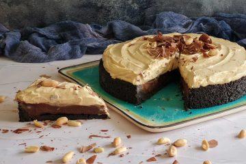 U manje od sat vremena napravite savršenu pitu od čokolade i kikiriki maslaca