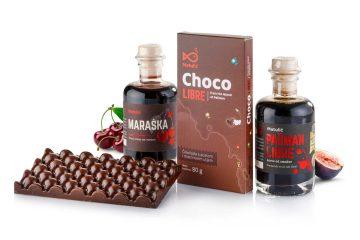 Spoj aceta od smokve i maslinovog ulja u prvoj čokoladi OPG-a Matulić