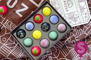 Rođendanski mjesec na Slatkopediji: zaljubite se u čokoladu uz Chozen bombone