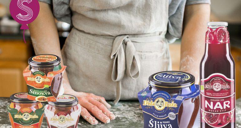 Rođendanski mjesec na Slatkopediji: zasladite ljeto uz paket pun ukusnih proizvoda Dida Boža