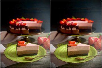 Dočekali smo lijepe dane, zasladimo ih predivnom tortom od jagoda i čokolade