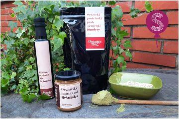 Rođendanski mjesec na Slatkopediji: pripremite najukusnije smoothije uz Organica Vita proizvode