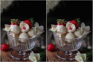Imamo recept za najpopularnije slatke kuglice Instagrama: Kristina Štriga oduševljava Rafaellom s jagodama