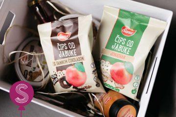 Rođendanski mjesec na Slatkopediji: paket pun zdravih i slatkih proizvoda donosi vam Sana delikatese