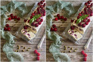 Vrućine su sve bliže: rashladite se uz ukusni semifreddo s trešnjama