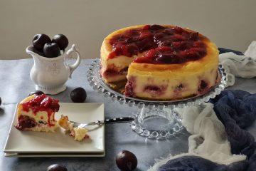 Došao je red i na šljive: donosimo vam recept za cheesecake koji će vas oduševiti