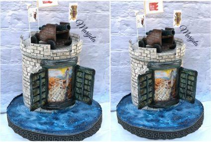 Dubrovniku u čast: torta posvećena Gradu osvaja detaljima