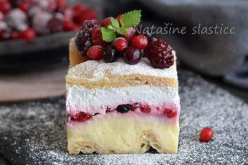 Ovakvo savršenstvo nikad ne odbijamo: pripremite i vi karpati kolač s voćem