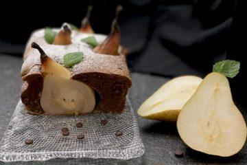 Kako dobra kombinacija: isprobajte ovaj čokoladni kolač s cijelim kruškama