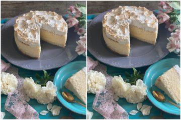 Torta koju ćete htjeti isprobati: lagani mousse od bresaka i biskvit od badema savršena su kombinacija