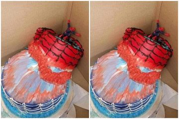 Spiderman spašava tortu: najslađi zadatak poznatog superheroja