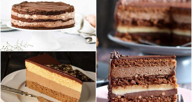 Za Dan čokolade donosimo vam tri najpopularnija recepta za čokoladnu tortu