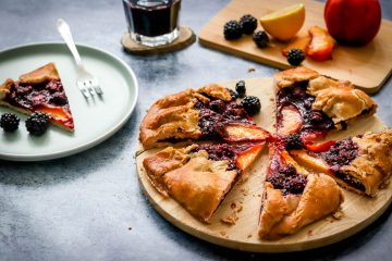 Obožavamo spoj neodoljivog voća i prhkog tijesta: Tihana Lohinski nam priprema odličnu galettu