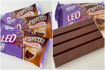 Još malo pa nestalo: Milka predstavila limitirano izdanje Leo čokoladica s kavom