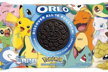 Oreo Pokémon keksići: ljubitelji ovih crtanih likova na eBayju izdvajaju pozamašan iznos za keksiće