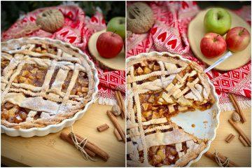 Bez nje jesen nije jesen: pripremite pitu od jabuka u karameli