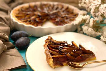 Za slađi vikend: Ana Raguž nam donosi recept za brzi tart sa šljivama