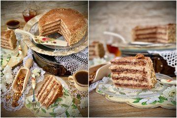 Za najslađi kraj tjedna: donosimo vam recept za tortu od oraha, čokolade i rum