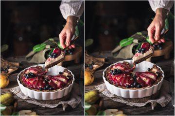 Svaku sekundu truda vratit će vam svojim okusom: uživajte u tartu s poširanim kruškama
